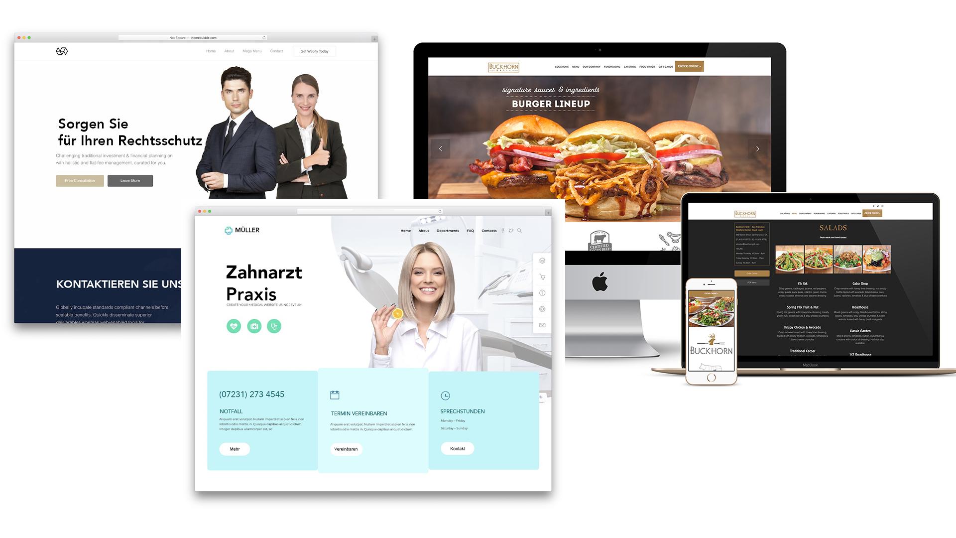 professionelle website erstellen lassen tancomedia digitalagentur