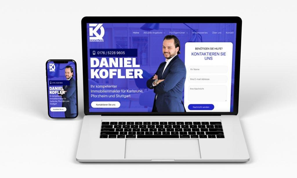 daniel kofler tancomedia webdesign